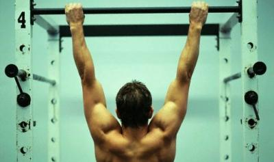 pull-ups, build muscle quick